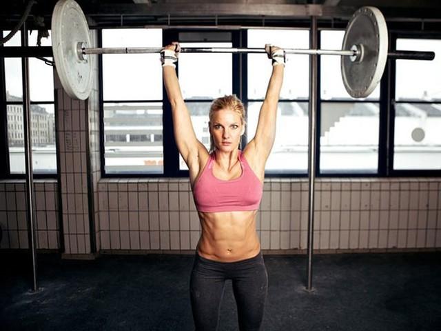 8 cách hiệu quả làm giảm mỡ béo trên cánh tay - Ảnh 7.