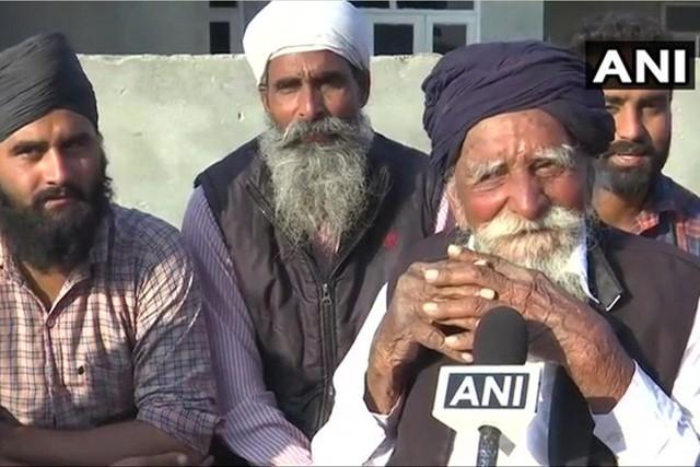 Bí quyết sống lâu của cụ ông 114 tuổi ở Ấn Độ - ảnh 1