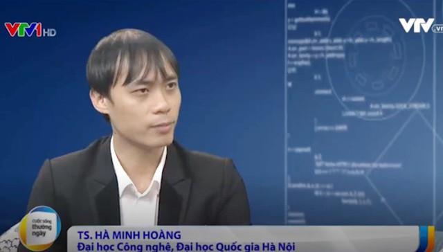 Gặp gỡ TS.Hà Minh Hoàng - Người đoạt Giải thưởng KHCN Thanh niên Quả Cầu Vàng 2017 - Ảnh 1.