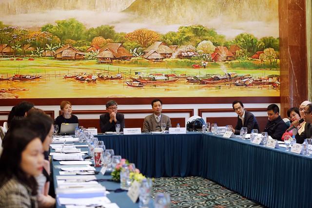 Đại diện 15 nước tham gia hội thảo Dự án đồng sản xuất phim tài liệu truyền hình CARE8 của ABU - Ảnh 1.