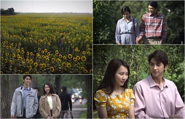 Ngắm Nhã Phương cùng dàn diễn viên siêu hot trong Tình khúc Bạch Dương - Ảnh 2.