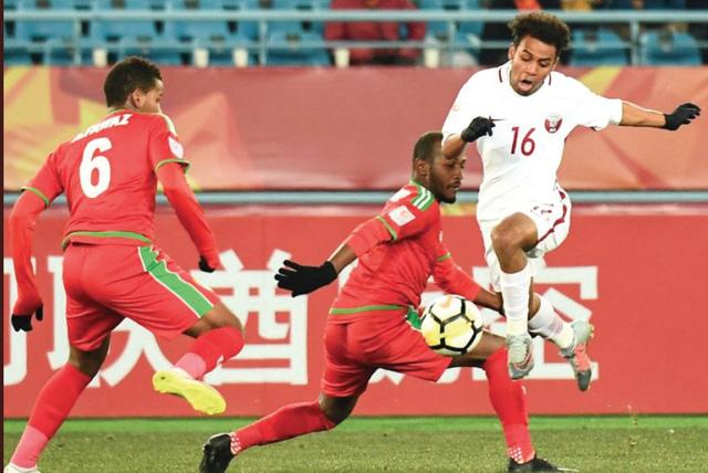 VIDEO Tổng hợp trận đấu: U23 Oman 0-1 U23 Qatar - Ảnh 1.
