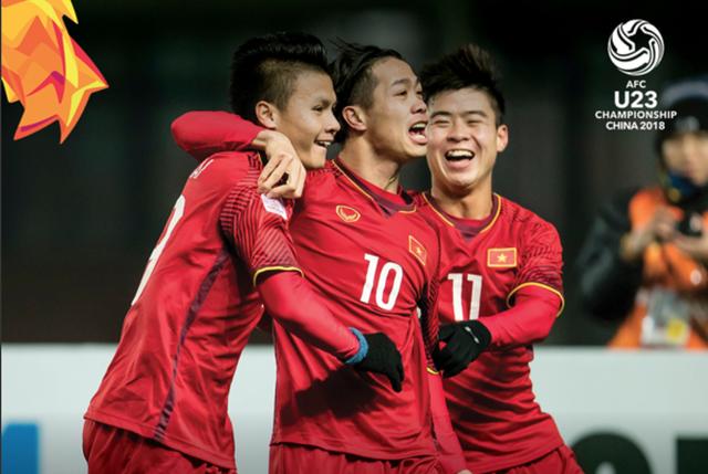 Lịch thi đấu và trực tiếp U23 Việt Nam tại bán kết U23 châu Á 2018 trên VTV - Ảnh 1.