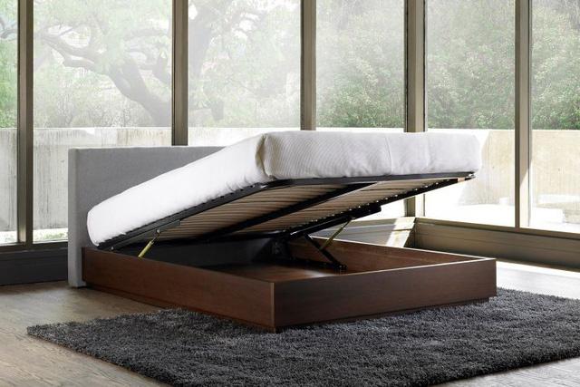 Những ý tưởng thiết kế giường siêu độc làm mới không gian trong nhà - Ảnh 4.
