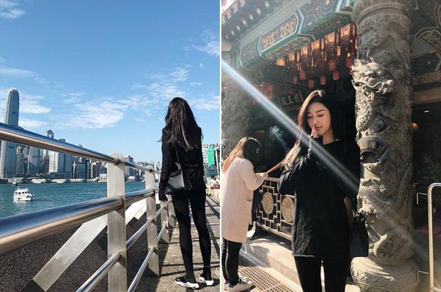 Sao Việt vi vu khắp thế giới trong kỳ nghỉ Tết Dương lịch - Ảnh 2.