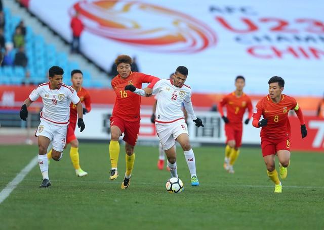 Lịch thi đấu và trực tiếp bóng đá U23 châu Á 2018, ngày 12/01: U23 Uzbekistan - U23 Trung Quốc, U23 Oman - U23 Qatar - Ảnh 1.