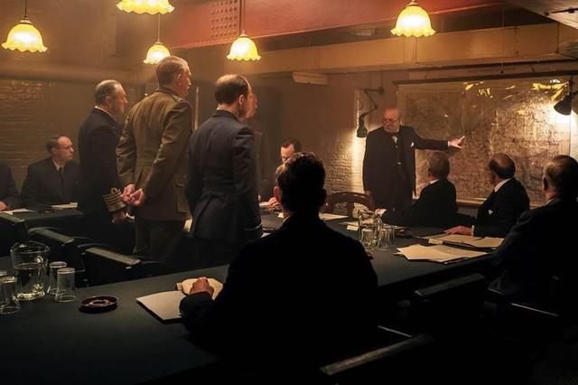 Darkest Hour - Phim đáng xem mùa giải thưởng - Ảnh 4.