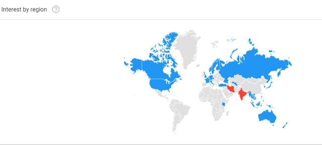 Vào chung kết U23 châu Á, U23 Việt Nam trở thành hiện tượng trên Google - Ảnh 1.