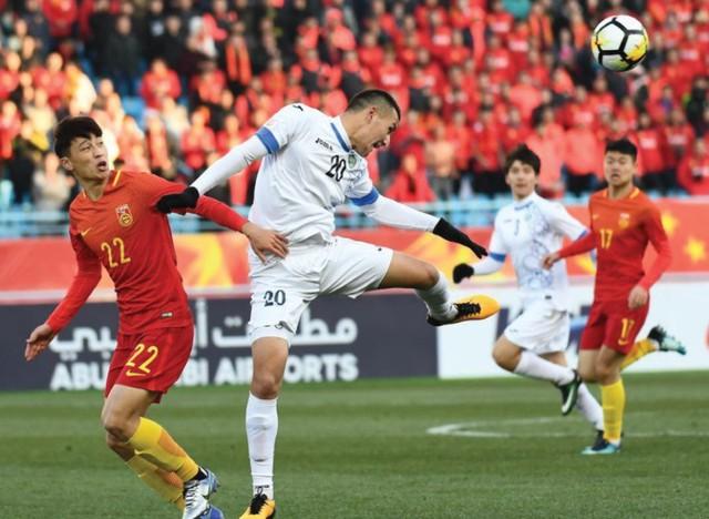 VIDEO Tổng hợp trận đấu: U23 Uzbekistan 1-0 U23 Trung Quốc - Ảnh 1.