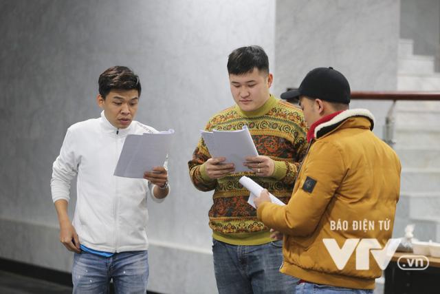 HOT: Hé lộ hình ảnh mới từ hậu trường tập Táo quân 2018 - Ảnh 3.