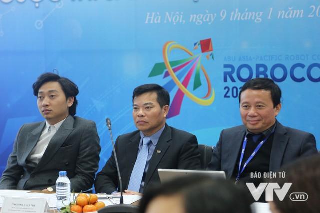 """Việt Nam đăng cai tổ chức Robocon châu Á - Thái Bình Dương 2018 với chủ đề """"Ném còn"""" - Ảnh 3."""