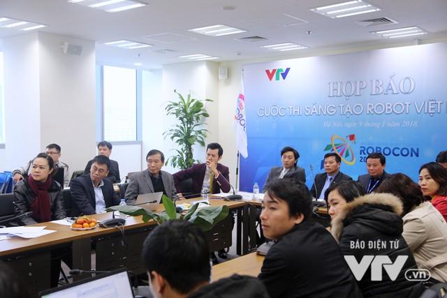 """Việt Nam đăng cai tổ chức Robocon châu Á - Thái Bình Dương 2018 với chủ đề """"Ném còn"""" - Ảnh 5."""