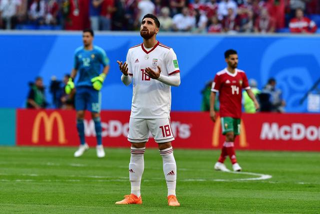 Asian Cup 2019: ĐT Iran chào đón ngôi sao số 1 Jahanbakhsh trở lại trước trận gặp ĐT Việt Nam - Ảnh 1.