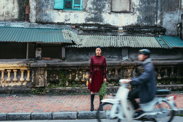 MC Phí Linh cực cá tính trong bộ ảnh mới - Ảnh 12.