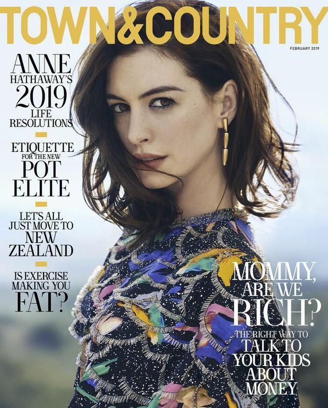 Anne Hathaway luôn luôn là công chúa! - Ảnh 1.