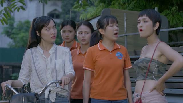 Những cô gái trong thành phố - Tập 8: Lâm đồ tể (Công Lý) chính thức xuất hiện - Ảnh 2.