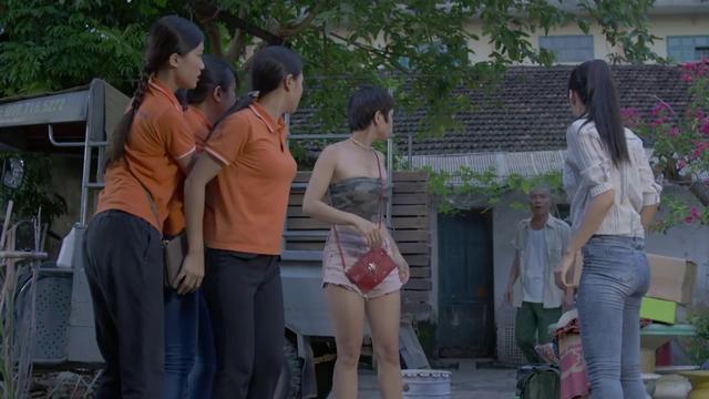 Những cô gái trong thành phố - Tập 8: Lâm đồ tể (Công Lý) chính thức xuất hiện - Ảnh 4.