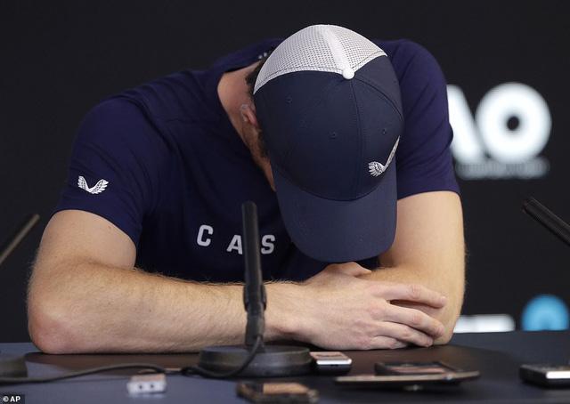 Murray có thể giã từ quần vợt ở tuổi 31: Chia tay một huyền thoại - Ảnh 1.