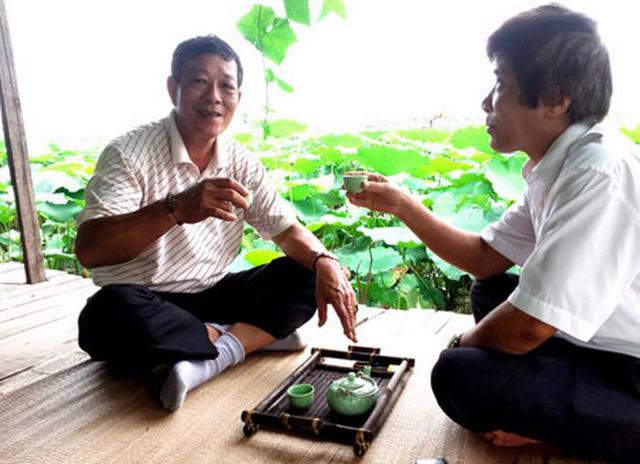 Trà Thái Nguyên đậm đà hương vị Việt - Ảnh 1.