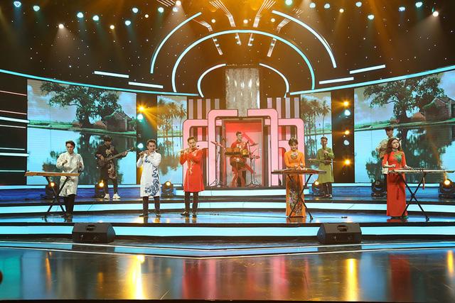 Dù loạn thị, Phương Trinh Jolie vẫn giành chiến thắng trong Bộ ba siêu đẳng - Ảnh 2.