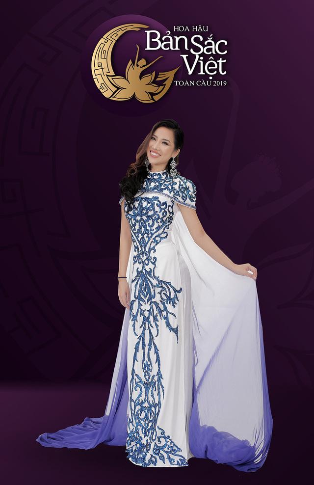 Những nhan sắc nổi bật của vòng Sơ khảo Hoa hậu Bản sắc Việt toàn cầu 2019 khu vực phía Nam - Ảnh 1.