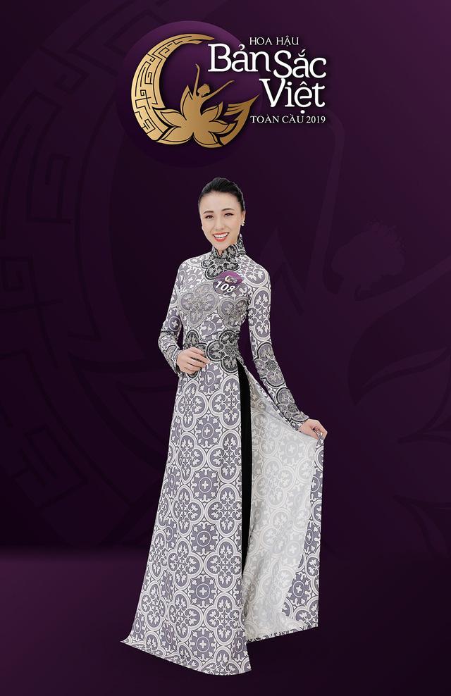 Những nhan sắc nổi bật của vòng Sơ khảo Hoa hậu Bản sắc Việt toàn cầu 2019 khu vực phía Nam - Ảnh 9.