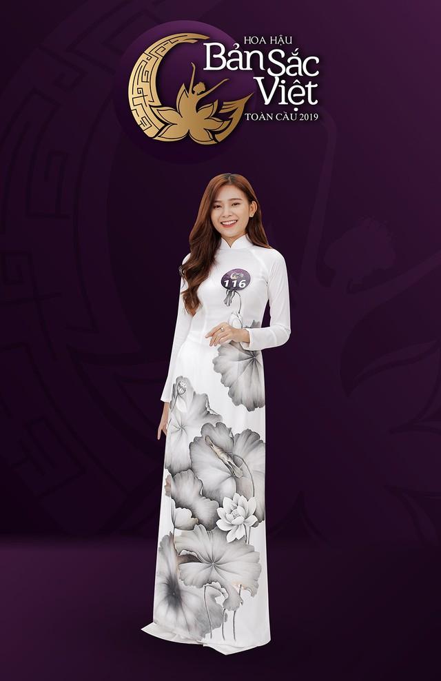 Những nhan sắc nổi bật của vòng Sơ khảo Hoa hậu Bản sắc Việt toàn cầu 2019 khu vực phía Nam - Ảnh 8.