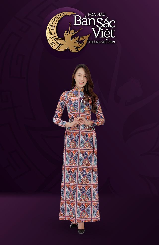 Những nhan sắc nổi bật của vòng Sơ khảo Hoa hậu Bản sắc Việt toàn cầu 2019 khu vực phía Nam - Ảnh 7.