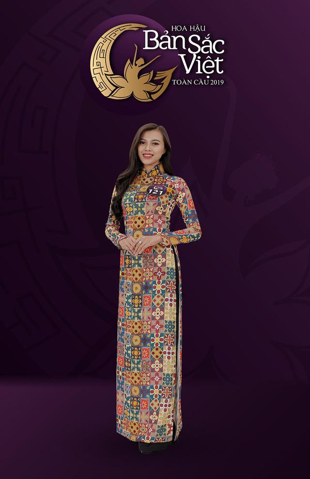 Những nhan sắc nổi bật của vòng Sơ khảo Hoa hậu Bản sắc Việt toàn cầu 2019 khu vực phía Nam - Ảnh 6.