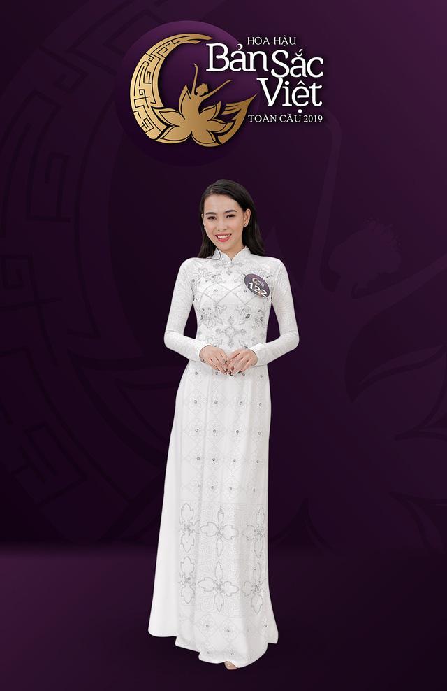 Những nhan sắc nổi bật của vòng Sơ khảo Hoa hậu Bản sắc Việt toàn cầu 2019 khu vực phía Nam - Ảnh 5.