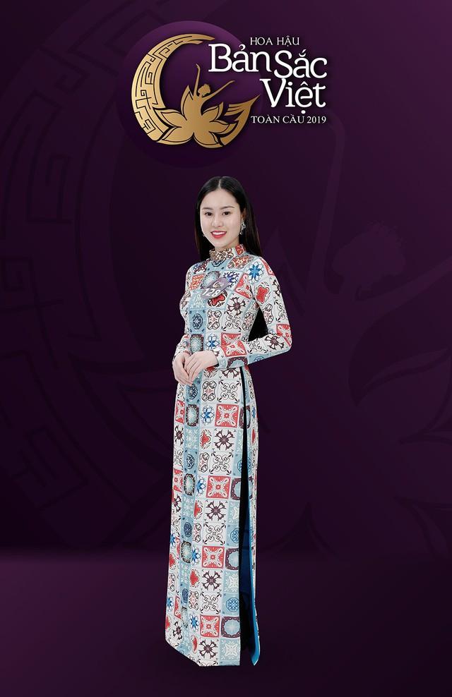 Những nhan sắc nổi bật của vòng Sơ khảo Hoa hậu Bản sắc Việt toàn cầu 2019 khu vực phía Nam - Ảnh 10.