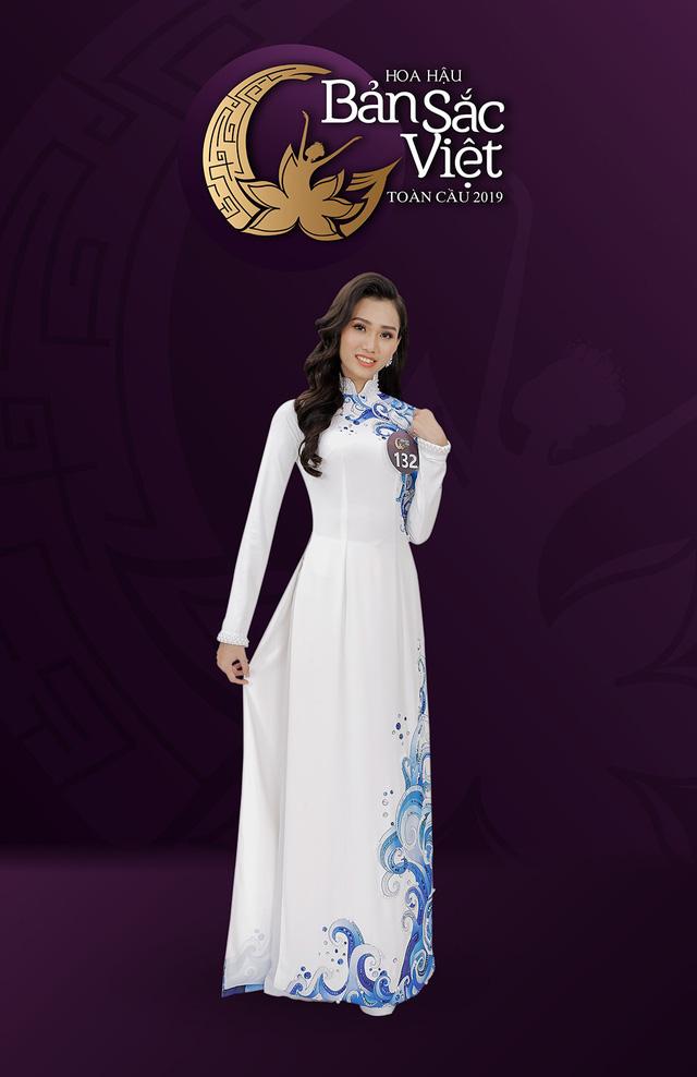 Những nhan sắc nổi bật của vòng Sơ khảo Hoa hậu Bản sắc Việt toàn cầu 2019 khu vực phía Nam - Ảnh 11.