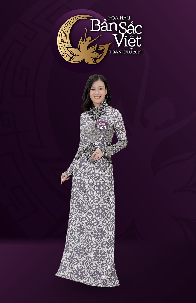 Những nhan sắc nổi bật của vòng Sơ khảo Hoa hậu Bản sắc Việt toàn cầu 2019 khu vực phía Nam - Ảnh 4.