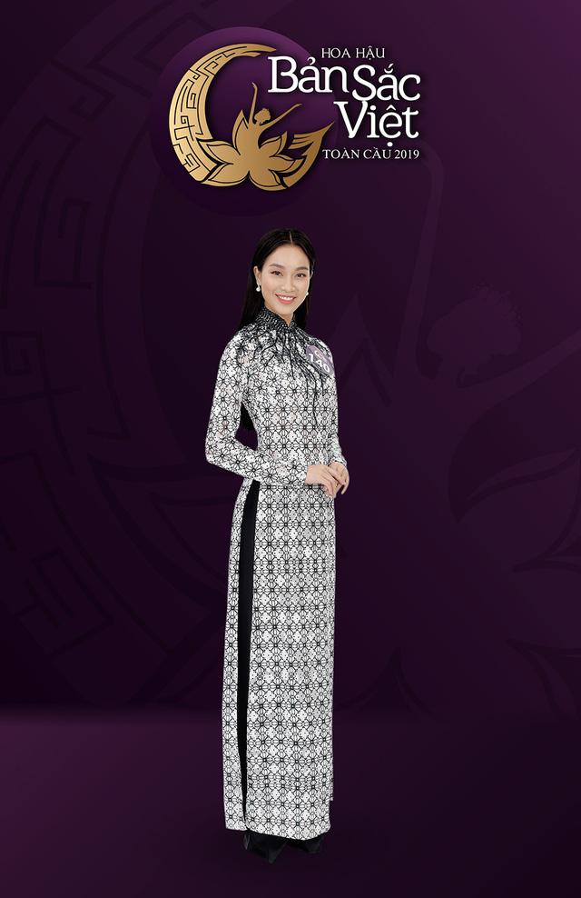 Những nhan sắc nổi bật của vòng Sơ khảo Hoa hậu Bản sắc Việt toàn cầu 2019 khu vực phía Nam - Ảnh 3.