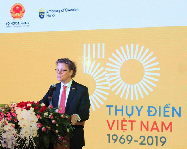 Việt Nam và Thụy Điển kỷ niệm 50 năm thiết lập quan hệ ngoại giao - Ảnh 2.