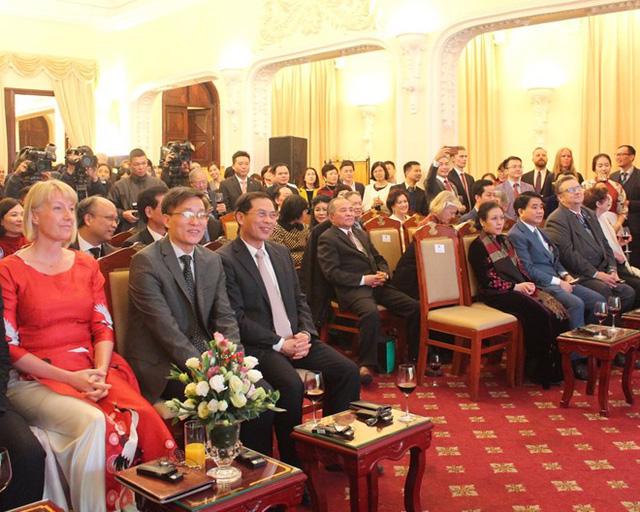 Việt Nam và Thụy Điển kỷ niệm 50 năm thiết lập quan hệ ngoại giao - Ảnh 1.