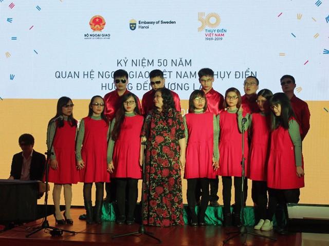 Việt Nam và Thụy Điển kỷ niệm 50 năm thiết lập quan hệ ngoại giao - Ảnh 3.