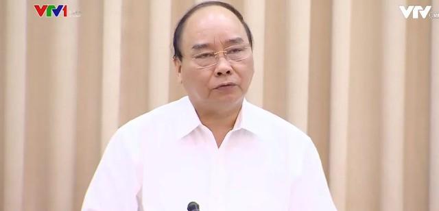 Thủ tướng Nguyễn Xuân Phúc: Tạo cơ chế giao quyền mạnh mẽ hơn cho TP.HCM - ảnh 1