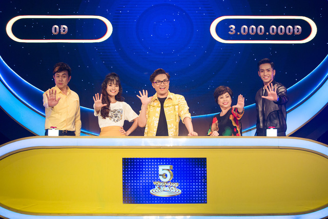 Chí Tài chế nhạc khiến khán giả cười bể bụng tại 5 vòng vàng kỳ ảo - Ảnh 1.