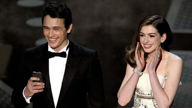 """Anne Hathaway: """"Dẫn Oscar không hề dễ dàng"""" - Ảnh 1."""