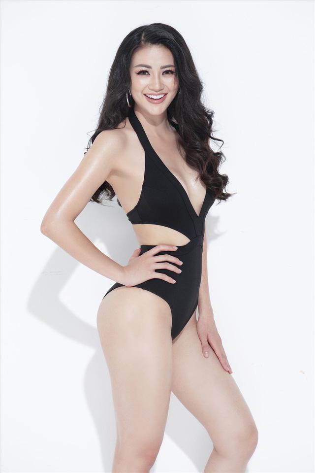 Hoa hậu Nguyễn Phương Khánh chia sẻ bí quyết để giữ dáng - Ảnh 1.