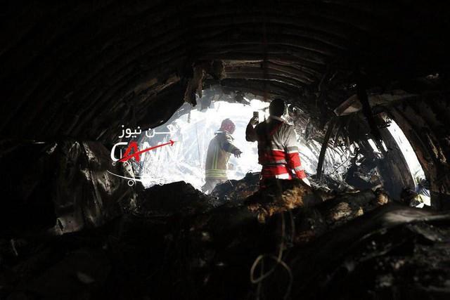 Tai nạn máy bay chở hàng ở Iran, 15 người thiệt mạng - ảnh 3