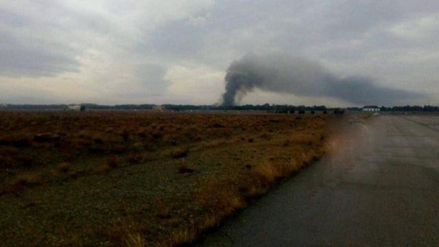 Tai nạn máy bay chở hàng ở Iran, 15 người thiệt mạng - ảnh 4