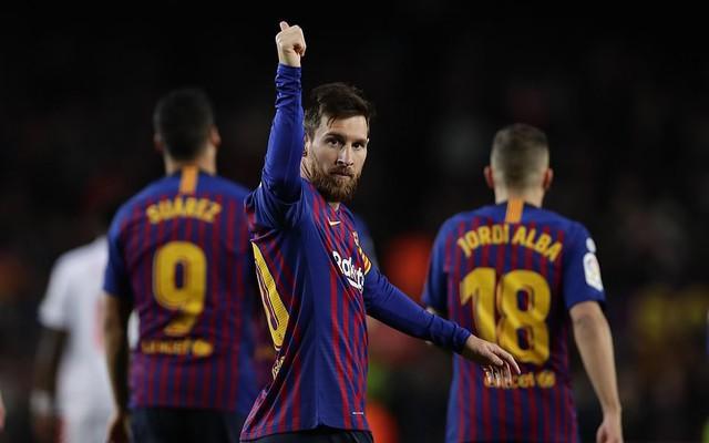 Messi suýt rời Barcelona từ 5 năm trước - Ảnh 1.