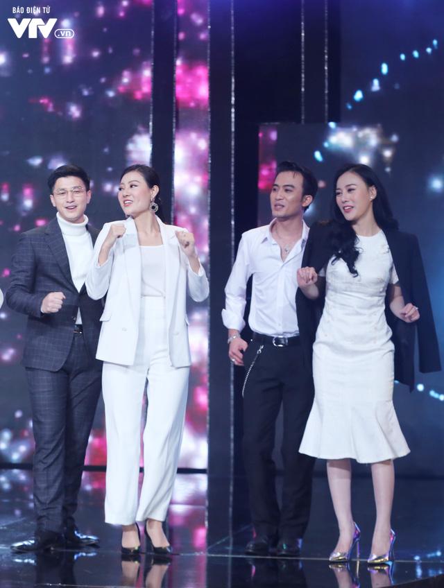 16 diễn viên hot nhất vũ trụ điện ảnh VTV quẩy tưng bừng ở chương trình Tết - Ảnh 7.