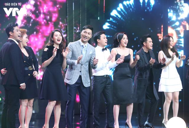 16 diễn viên hot nhất vũ trụ điện ảnh VTV quẩy tưng bừng ở chương trình Tết - Ảnh 2.