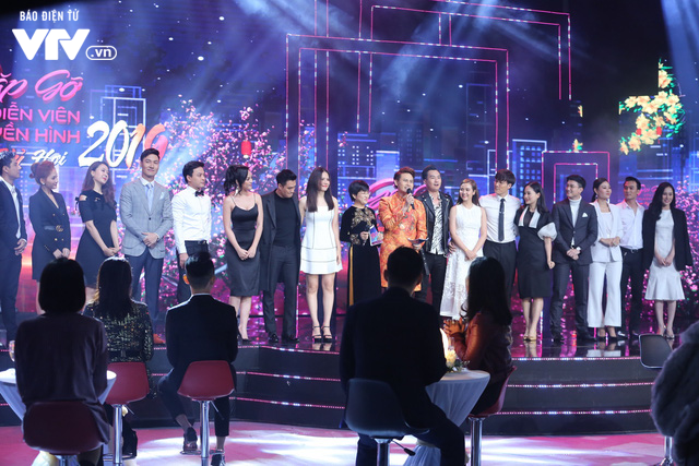 16 diễn viên hot nhất vũ trụ điện ảnh VTV quẩy tưng bừng ở chương trình Tết - Ảnh 10.