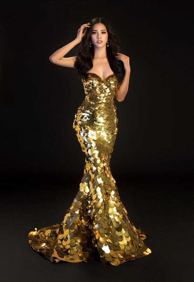 Hoa hậu Mỹ Linh, Tiểu Vy đọ dáng khoe vẻ đẹp một 9 một 10 - Ảnh 11.
