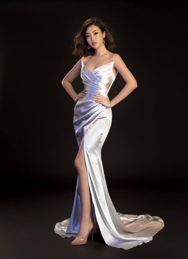 Hoa hậu Mỹ Linh, Tiểu Vy đọ dáng khoe vẻ đẹp một 9 một 10 - Ảnh 9.