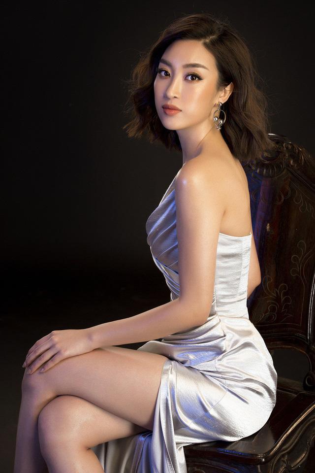 Hoa hậu Mỹ Linh, Tiểu Vy đọ dáng khoe vẻ đẹp một 9 một 10 - Ảnh 7.